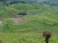 descente vers le village Atalata