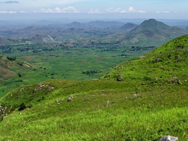 au nord dôme Andranonatoa 1612 m
