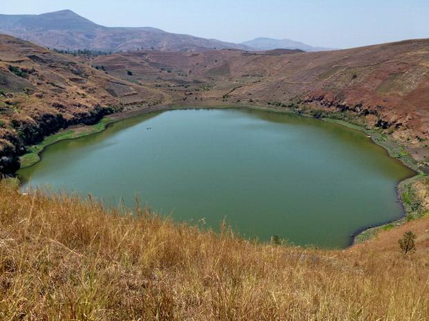 lac de cratére Andranomaitso
