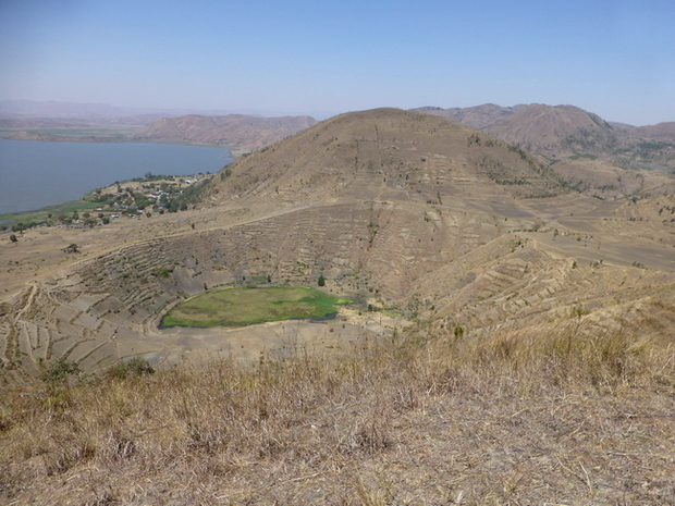 lac de cratére Ambatoasana