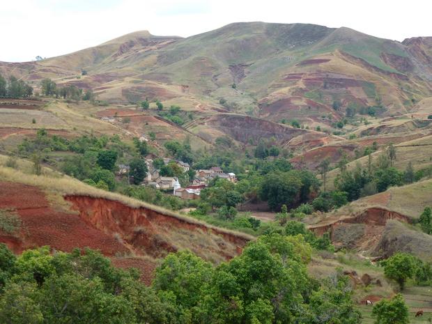 village Andranomafana