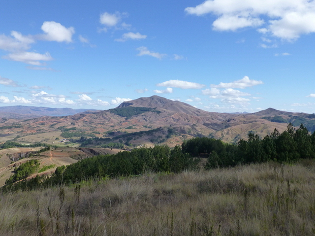 sommet Ambohimiangara