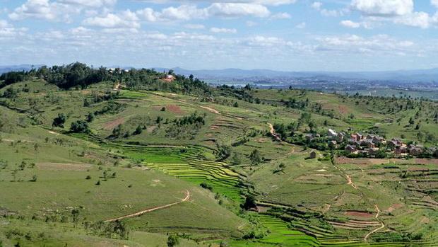Les villages Ambolo et Ambohidrakely
