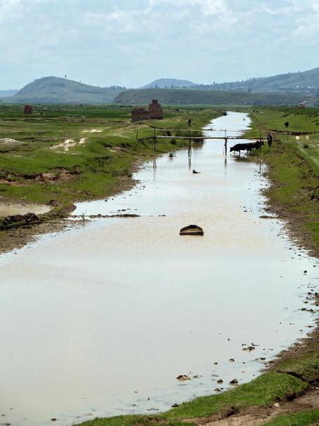 canal de l' Ikopa