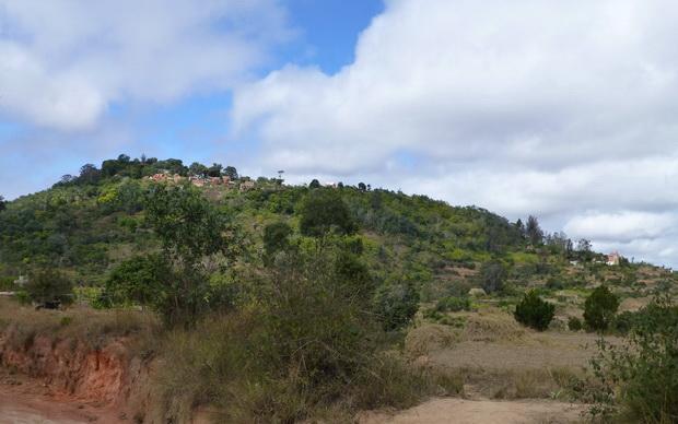 colline Ambohimanga