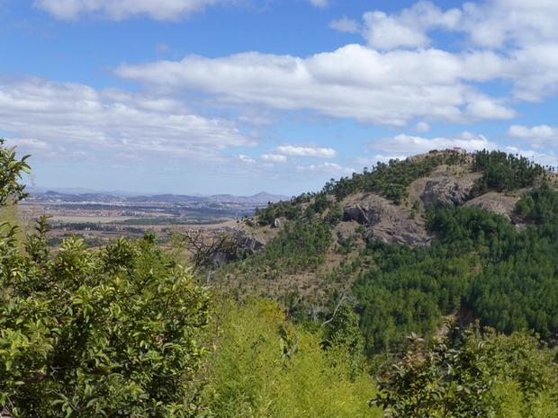 colline Andriatsivongo