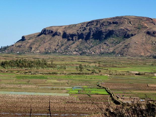 coulée lave Kitombolo