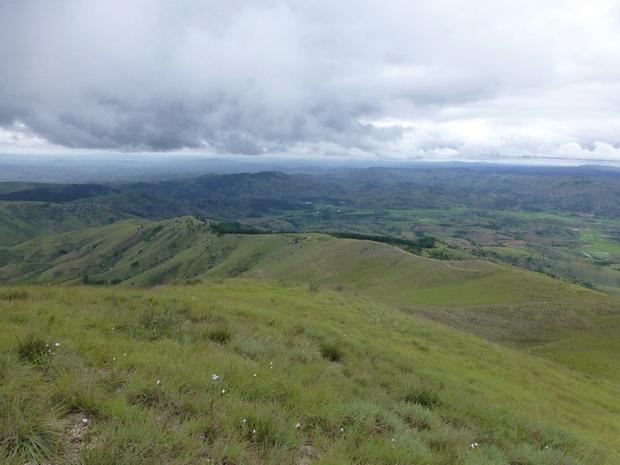 crête ouest Ambohimiangara