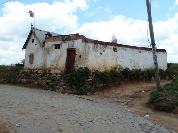 Doany Ambohidroa, lieu de culte du roi Andriambelomasina grand pére maternel de Andrianampoinimerina