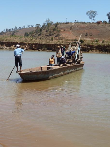 embarcadère Andrefanambohitra