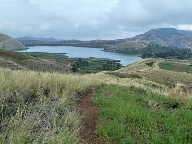 lac Andranomena