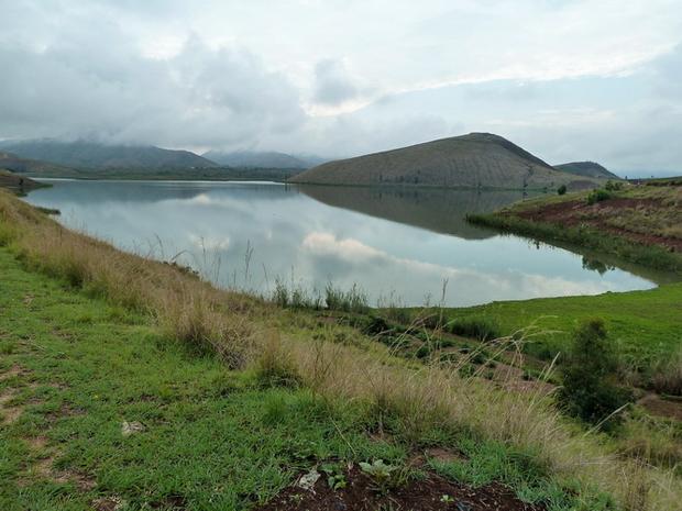 régions des lacs : lac Andranomena