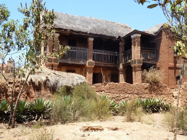 Sur les bords de l' Ikopa : Ampangabe, Andrefanambohitra village Andrefanambohitra