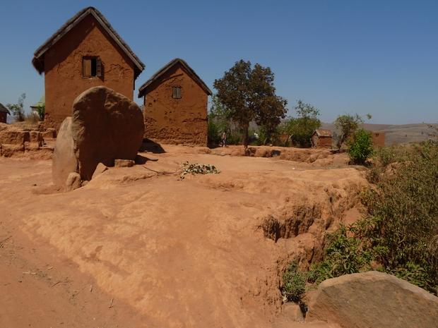 Village fortifié Antanetibe