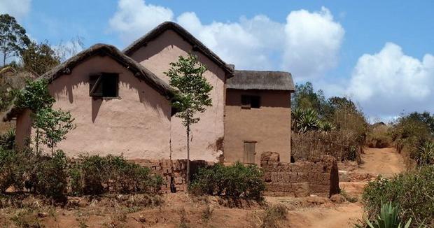 maisons mauves
