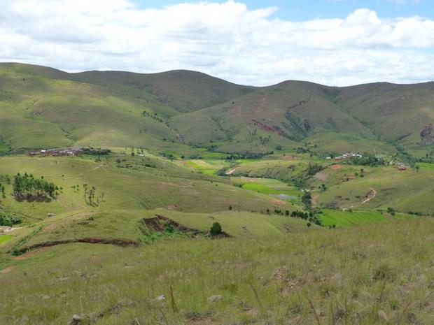 Villages Masiakalika et Ambatodrapeto