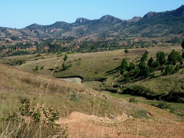 massif Andringitra