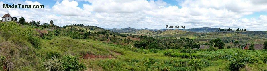 Circuits Mahitsy : Massifs Sambaina Ambatomalaza