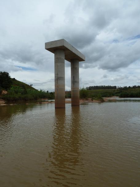 monument dédié à la corruption :-(
