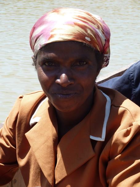 portrait paysanne