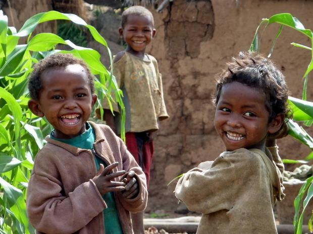 sourires enfants