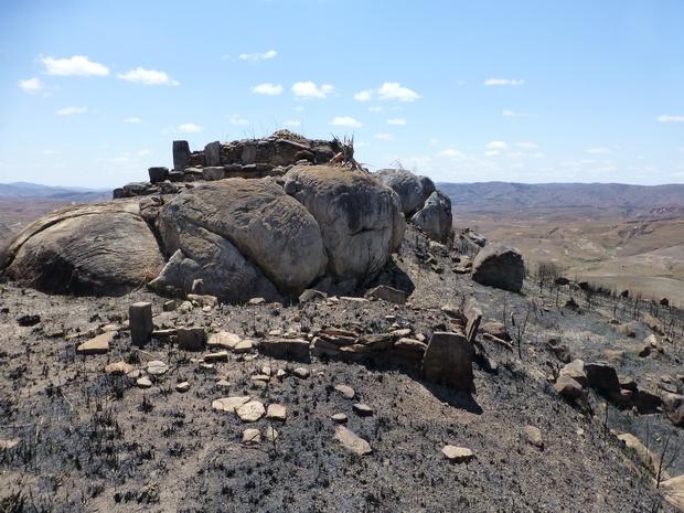 tombeaux Rova Ambohitsiroa