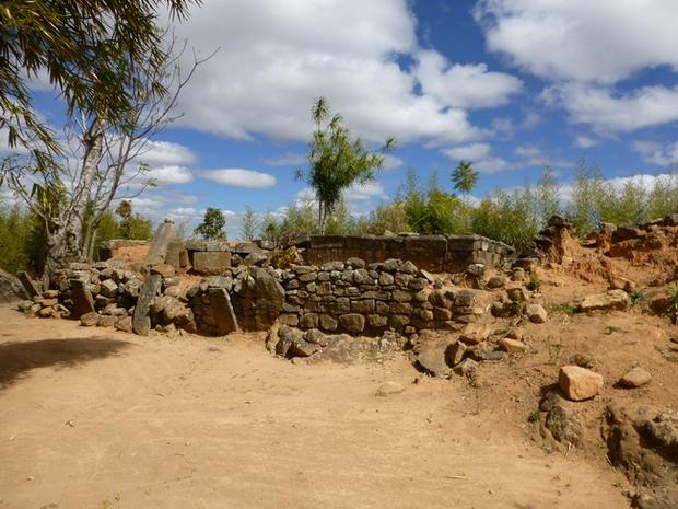 tombeaux Mahazaza