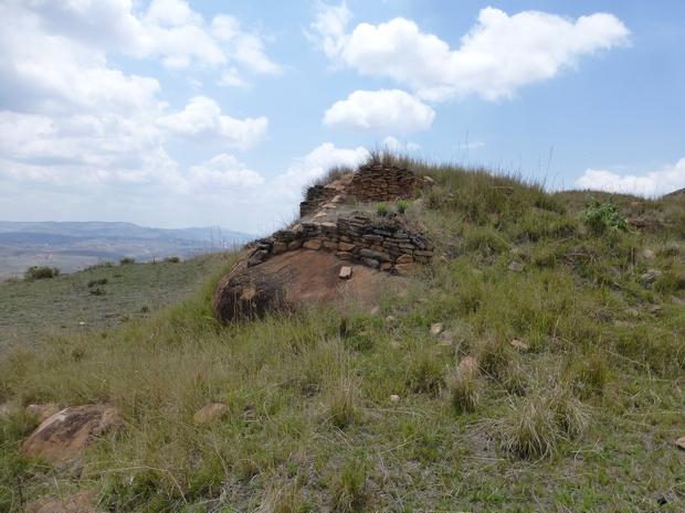 tombeaux pierres sèches