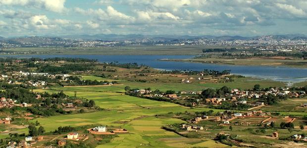 plaine Antananarivo