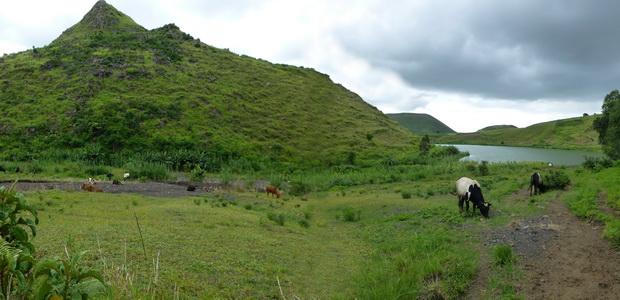 tanety Ngilomby lac Lavarano