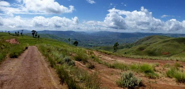 vallée de la rivière kitsamby