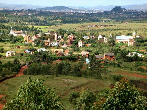 village Fiakarana