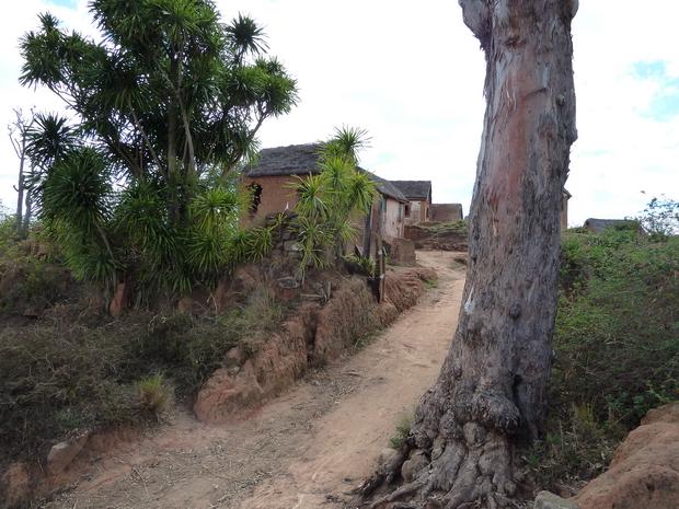 village princier de Mandrosohasina