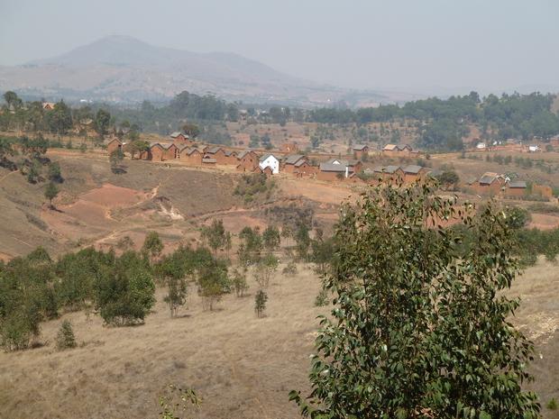 village de SARIMANINA
