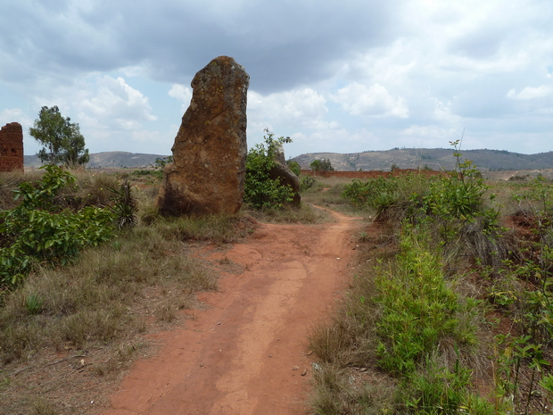 Vavahady village de Tsiazompaniry