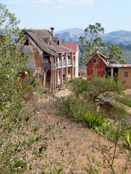 Maison merne d' Ambohitripio