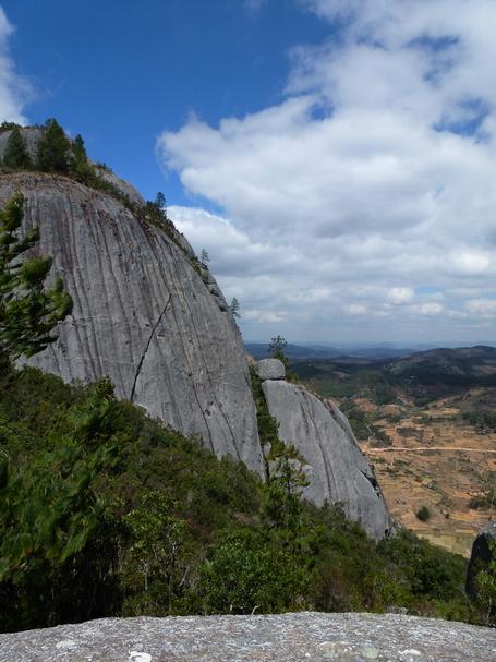 massif Angavo