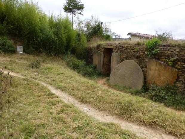 les portes d' Ambohimanga Vavahady Amboara