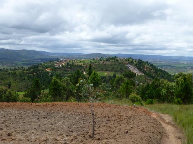 Village d' Ambohimasina
