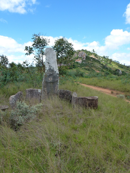 Ancien tombeau royal
