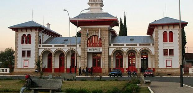 Gare Antsirabe