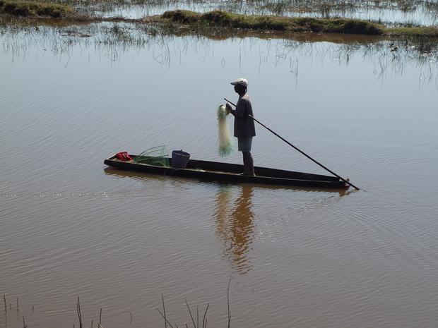 pêcheur en lakana