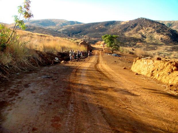 route Beravina