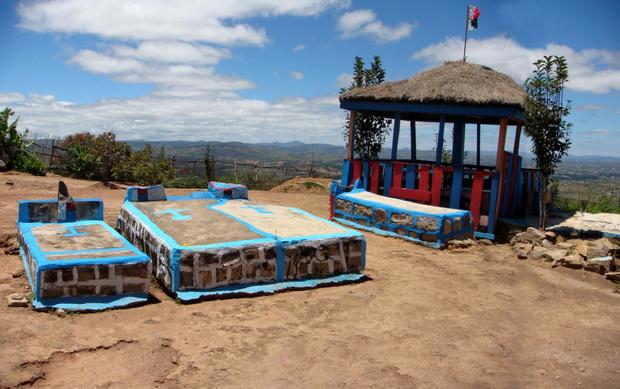 tombeaux Andriatsivongo