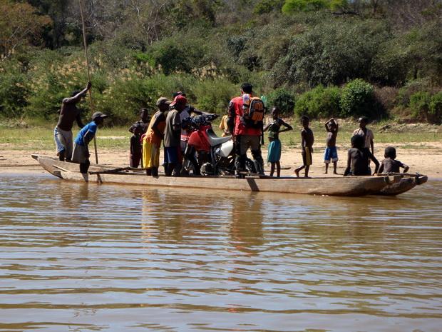 traversée Manambolo