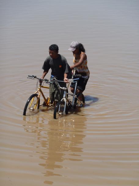 vélo amphibie