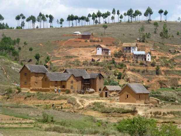 village Ampangabe
