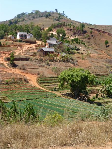 village Antsahalina