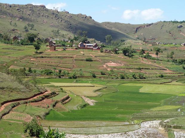 village Antsahamarivo