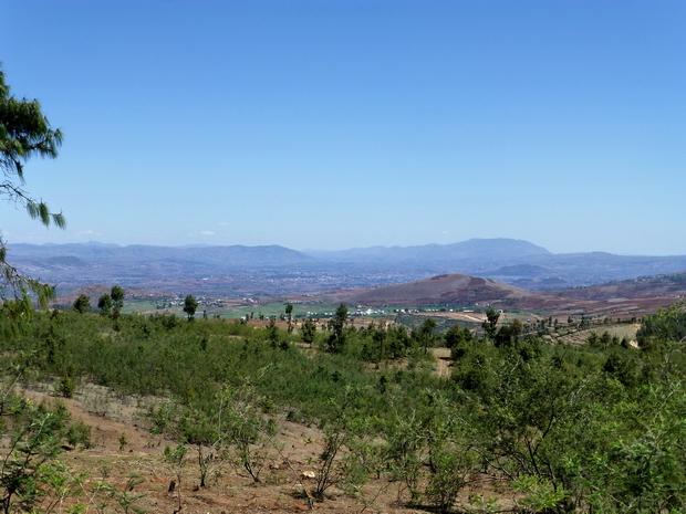 arrivée Antsirabe